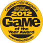 Creative Child Magazine Game of the Year 2012