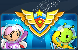 Little Space Heroes virtual world for kids beta